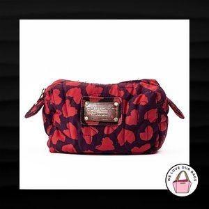 $88 MARC BY MARC JACOBS PINK PURPLE COSMETIC BAG